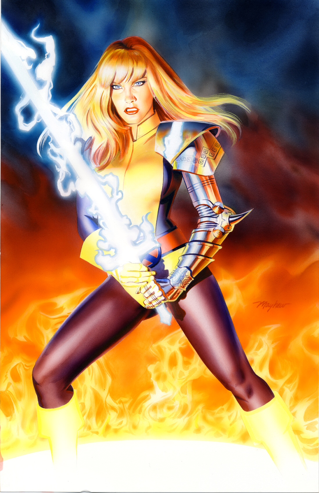 Mystique Comics