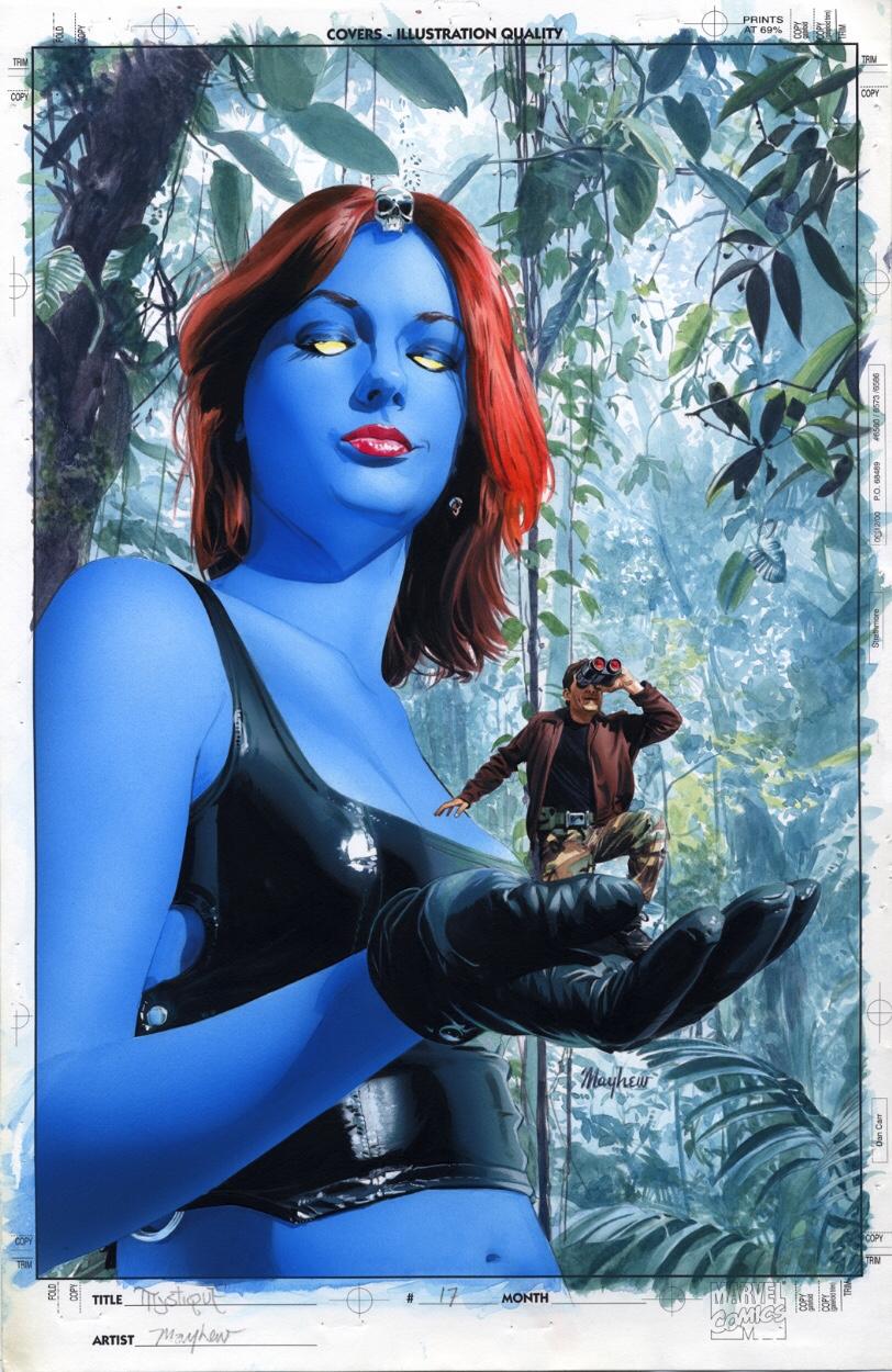 Mystique comics  Wikipedia