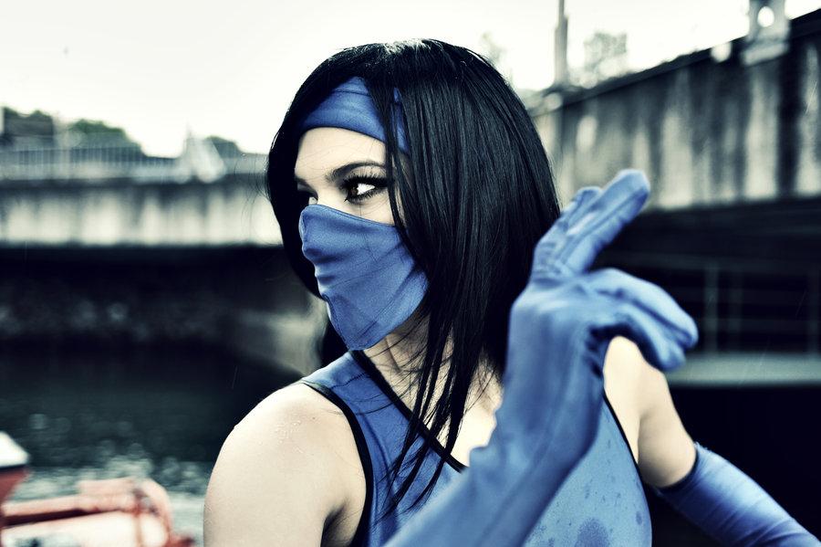 Kitana Mk2 Miss Sinister Cosplay ...