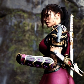 taki-soul-calibur-4-miss-sinister-cosplay-model