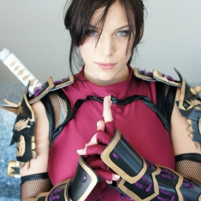 taki-soul-calibur-miss-sinister-cosplay