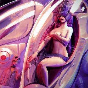 oliver-wetter-fantasio-strange-fantasy-pinup-art-gallery