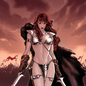 red-sonja-cover-by-paulrenaud