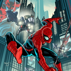 spiderman-paulrenaud