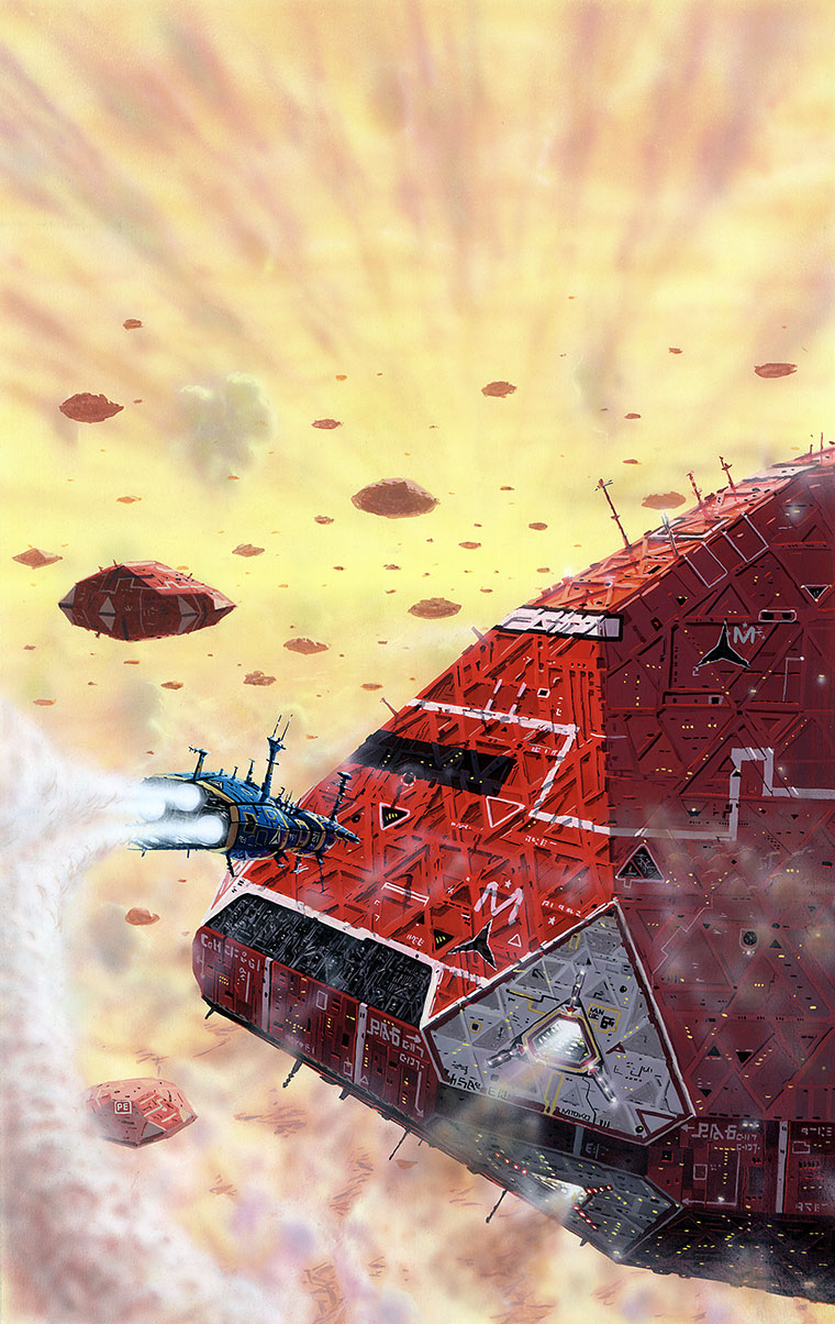the classic scifi art of peter elson peter elson