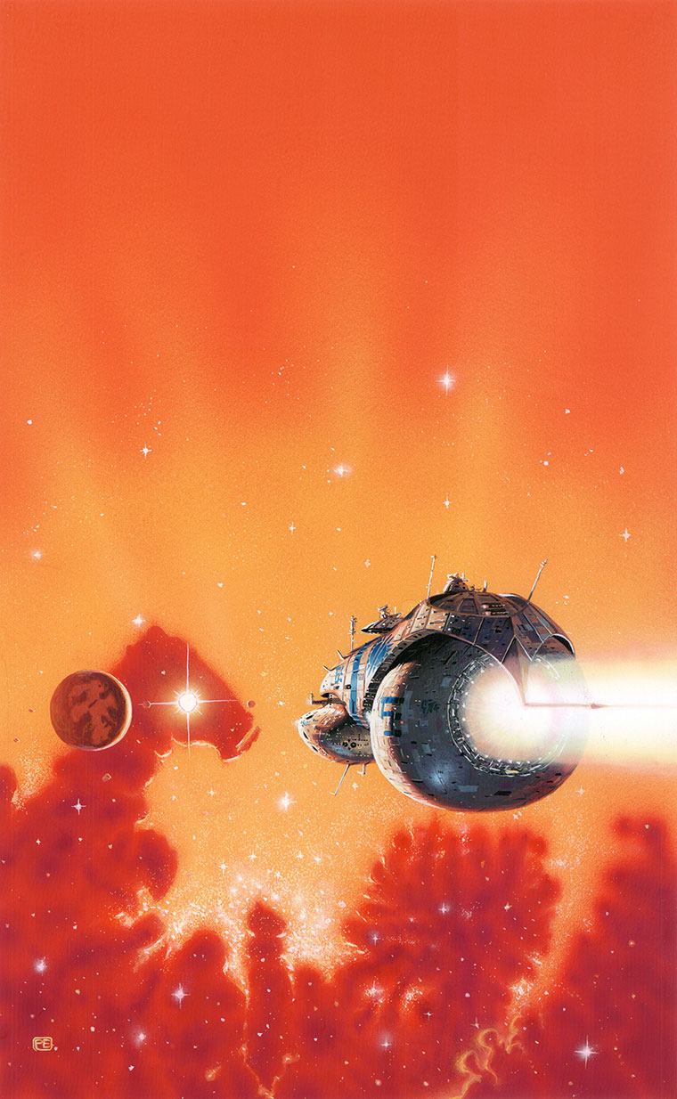 The Classic Sci Fi Art Of Peter Elson Peter Elson