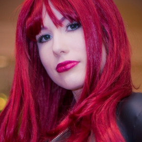 crystal-graziano-precious-black-widow-model