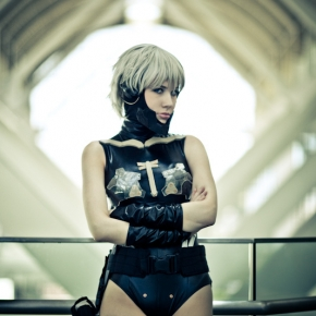 crystal-graziano-precious-metal-gear-cosplay-model