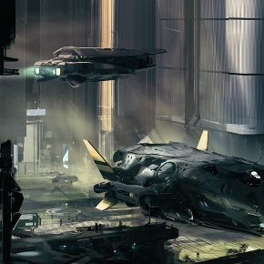 sparth-artist-sci-fi-images