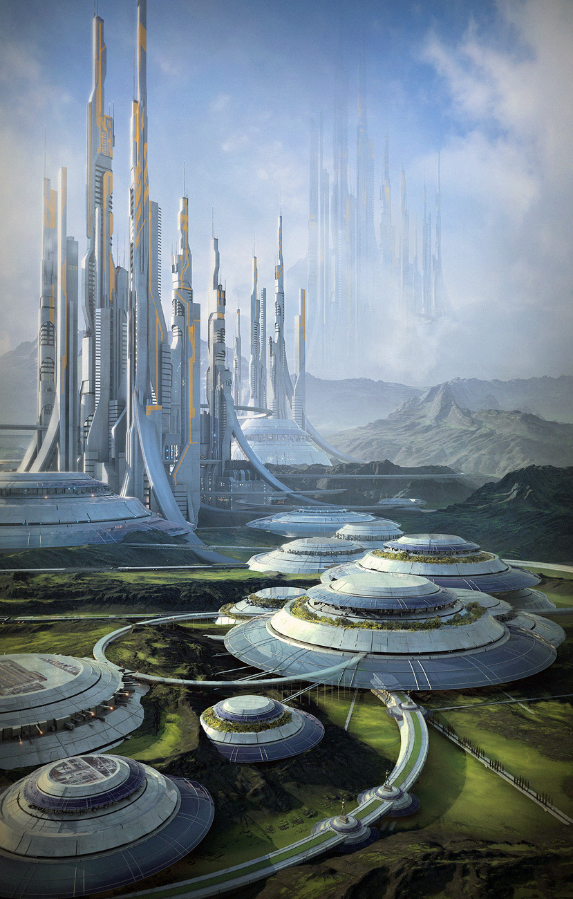Some Of The Most Jaw-Dropping Science Fiction Artwork Of ... |Science Fiction Graphics