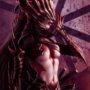 artist-steve-argyle-sexy-sci-fi-fantasy-art