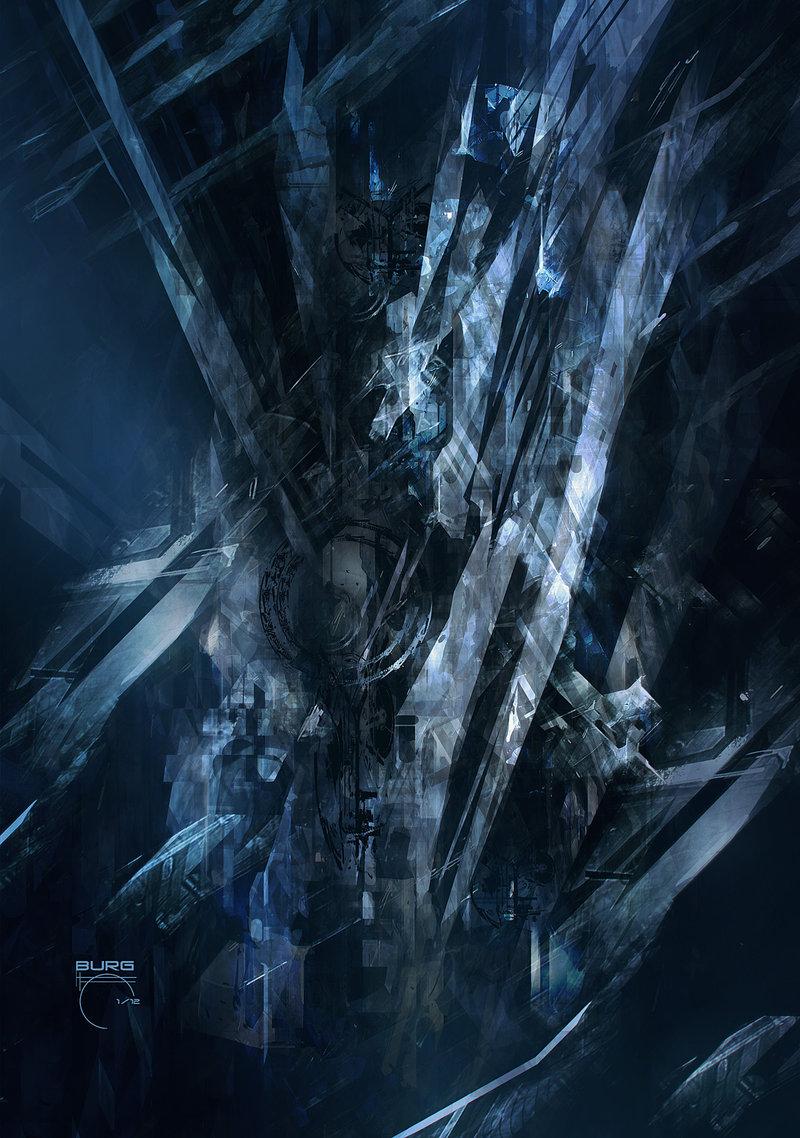 Steve Burg Concept Artist   The Sci-Fi Art of Steve Burg