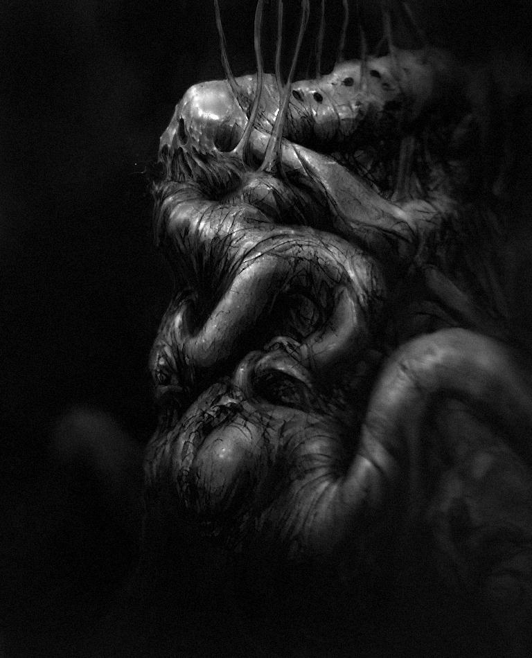 Image of: Photography Artwork By Straychi1d Scifi Fantasy Horror Art The Dark Artworks Of Stray Child The Art Of Artist Stray Child