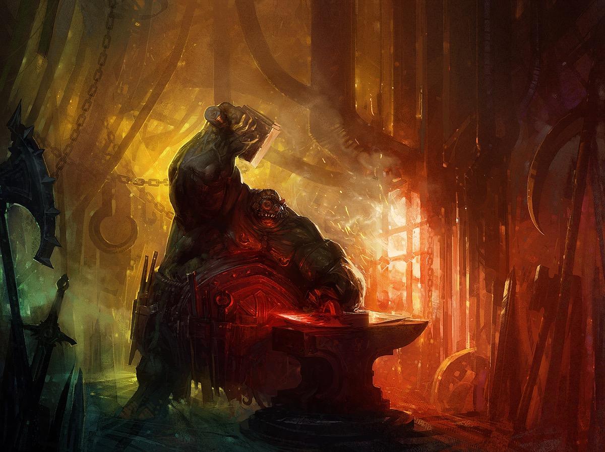 The Fantasy and Sci Fi Artworks of Viktor Titov Hamsterfly