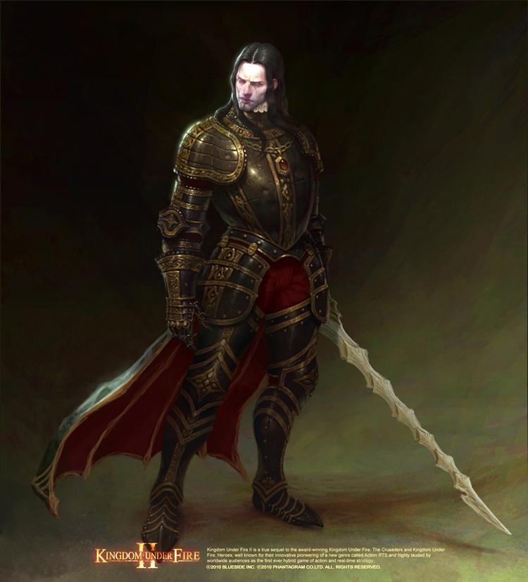 Adventurer Fantasy Hero Art
