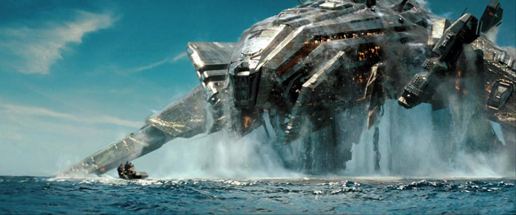 Bring on the Transformers! - Battleship 2012