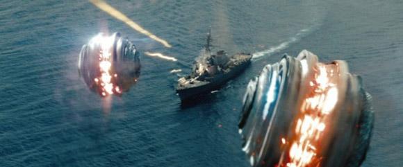 Battleship Movie Trailer - Incoming!