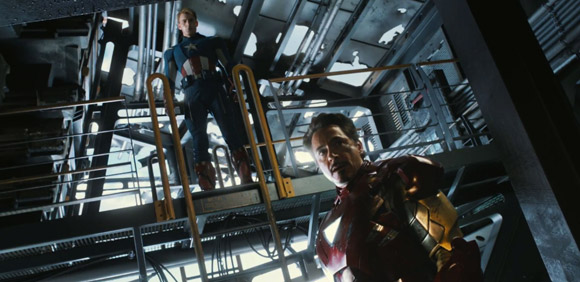 The Avengers 2012 Official Trailer Image