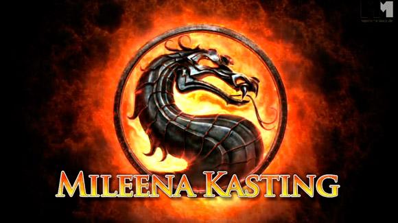 Mileena Kasting Cosplay Mortal Kombat