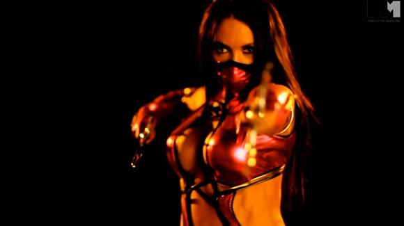 Mortal Kombat Live Action Model