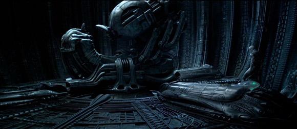 Alien Prometheus - ALIEN DNA