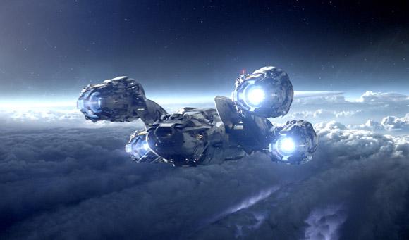 Prometheus - The impressive Prometheus In Orbit