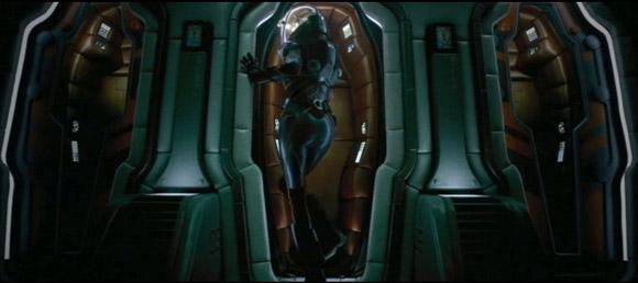Exquisite Ridley Scott Set Design - Prometheus
