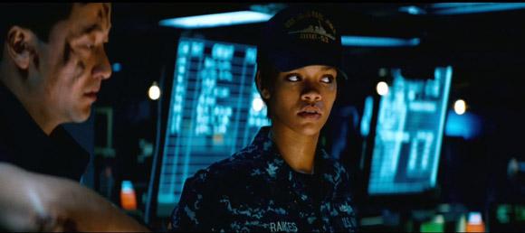 Rihanna as Raikes in Battleship 2012