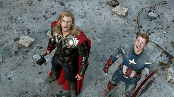The Avengers Official Trailer 2012