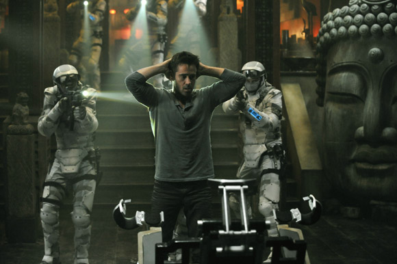 First official Image from Total Recall 2012