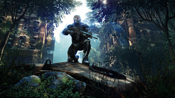 Prophet is back in Crysis 3 on Xbox 360