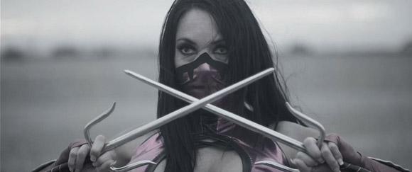 Live Action Mortal Kombat Cosplay Video
