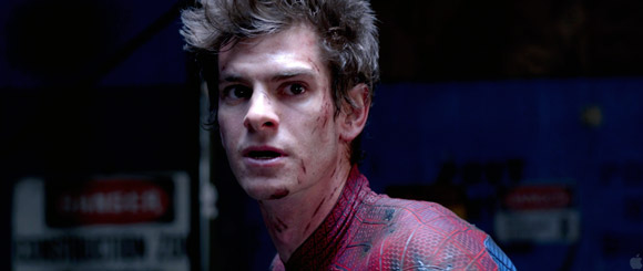 Andrew Garfield - New Spiderman 2012