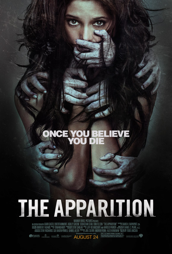 The Apparition Movie Poster 2012