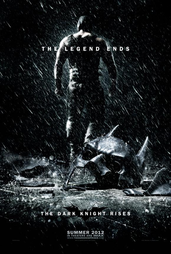 Dark Knight Rises Teaser Poster