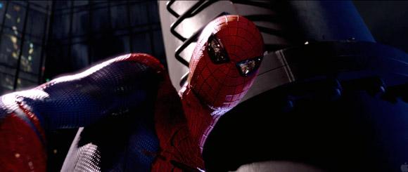 Spider Man 2012 Trailer Images