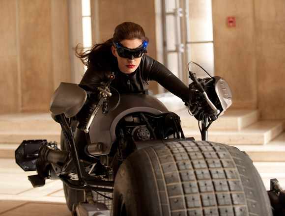 Sexy Anne Hathaway as Catwoman