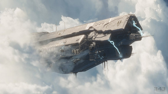 Stunning new trailer for Halo 4