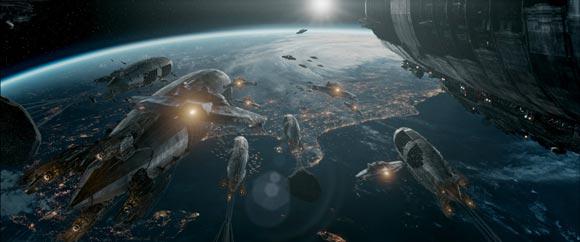 Impressive CGI Iron Sky 2012