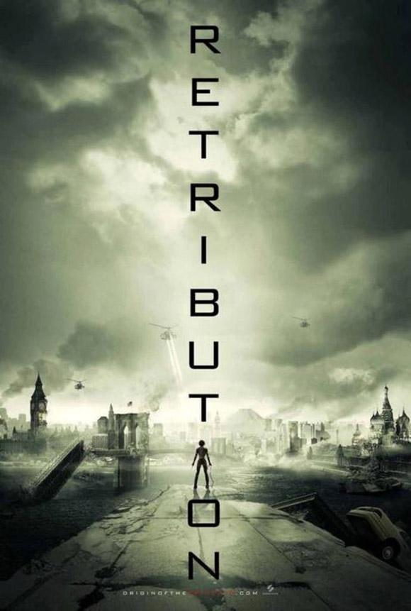 Resident Evil Posters 2012