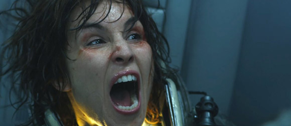 Noomi Rapace - its time to go home!