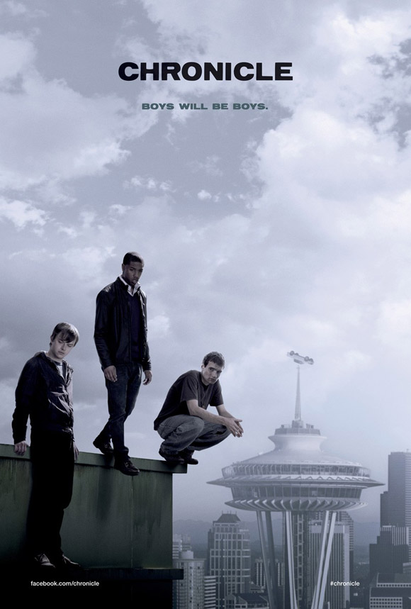 Chronicle 2012 Movie Poster