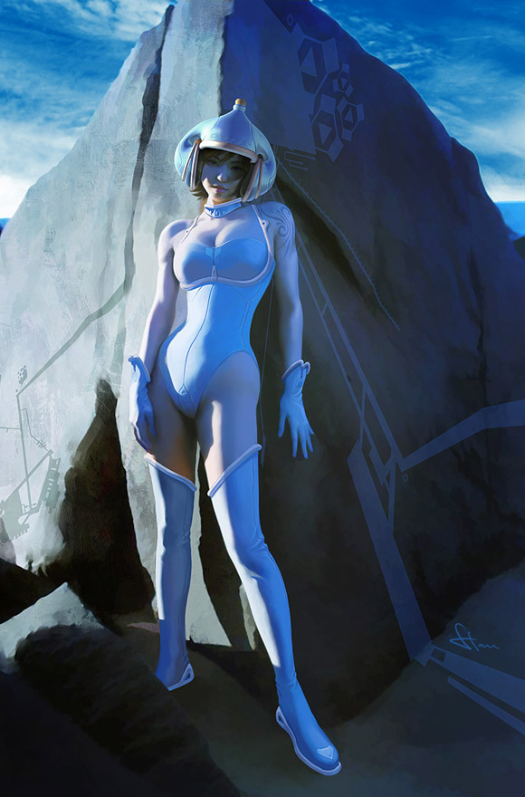 Adult Comics for Science Fiction and Fantasy Fans -