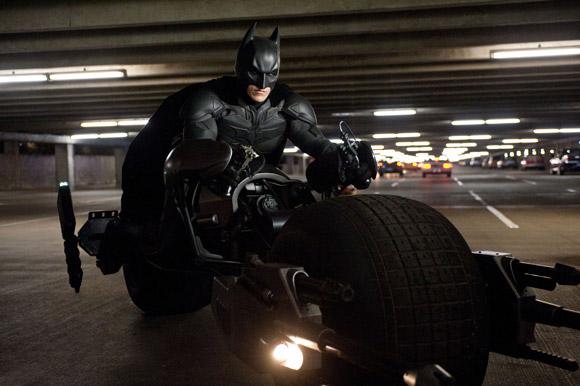 The Dark Knight Rises UK Film Review