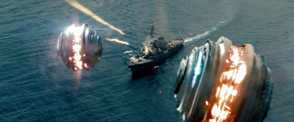 Battleship UK Film review round up