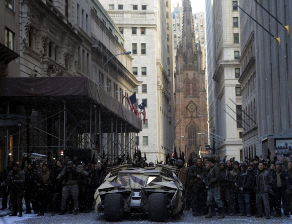 The Dark Knight Rises 2012 Images