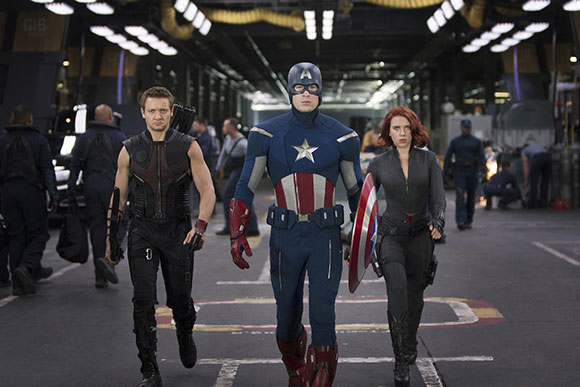 Avengers Assemble UK Movie Review