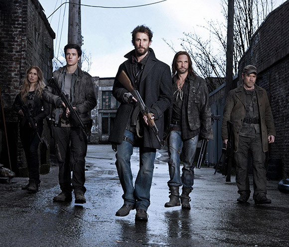 Our review of Falling Skies Season 2