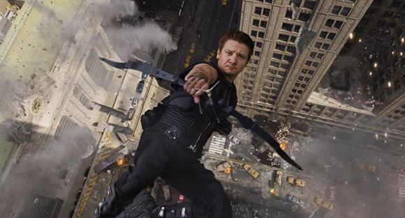 Hawkeye Avengers Assemble 2012