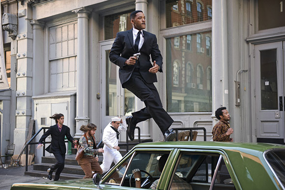 Men In Black 3 UK Movie Review Round Up